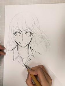 Koyanagi's Inking