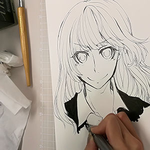 MANGA DRAWING