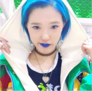 rikarin - Tokyo Fashion Week