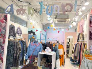 amatual, Harajuku Tokyo aparell shop