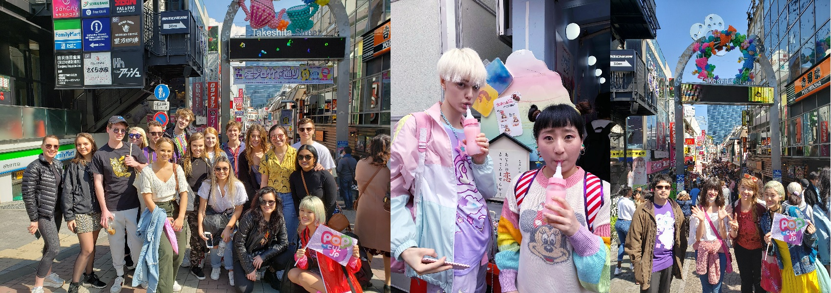 Shop & Walk in Harajuku with Fashion Instagramer