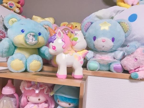Nyun's Place - Welcome Unicorn and Mini Mashmallow Bear!